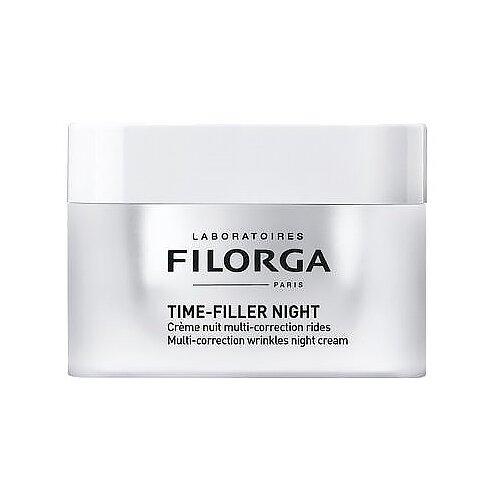 Filorga Time-Filler Night Восстанавливающий ночной крем для лица против морщин, 50 мл filorga time zero купить