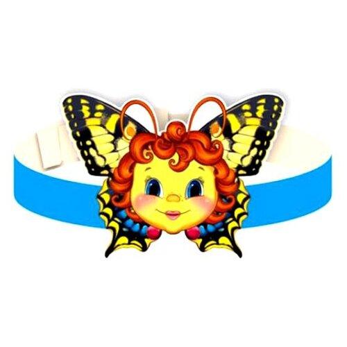 Купить Ободок Творческий Центр СФЕРА Бабочка (*МА-10778), Карнавальные костюмы