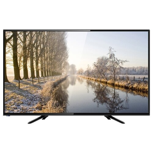 Фото - Телевизор Erisson 32LEK81T2 32 (2019), черный телевизор erisson 24lm8030t2 24 hd ready