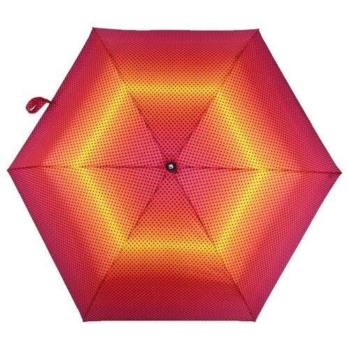 Зонт автомат FLIORAJ 6097 FJ красный