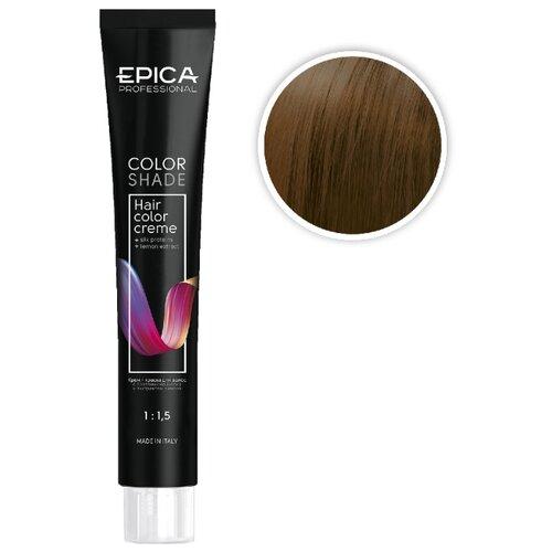 EPICA Professional Color Shade крем-краска для волос, 7.34 русый золотисто-медный, 100 мл inebrya color крем краска для волос 8 34 светло русый золотисто медный 100 мл