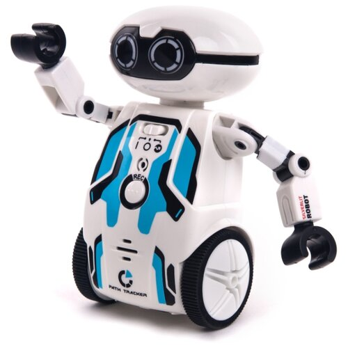 Робот Silverlit YCOO Neo Maze Breaker синий интерактивная игрушка робот silverlit ycoo n friends собака руффи синий