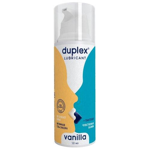 Гель-смазка Duplex Vanilla 50 мл флакон гель смазка duplex vanilla 50 мл флакон