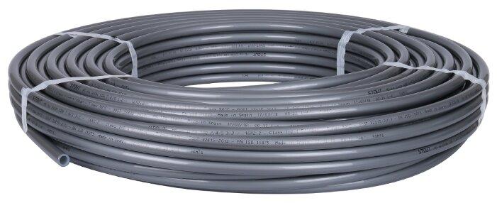 Труба водопроводная STOUT PE-Xa/EVOH универсальная SPX-0001-001622, сшитый полиэтилен, 16мм, 100м