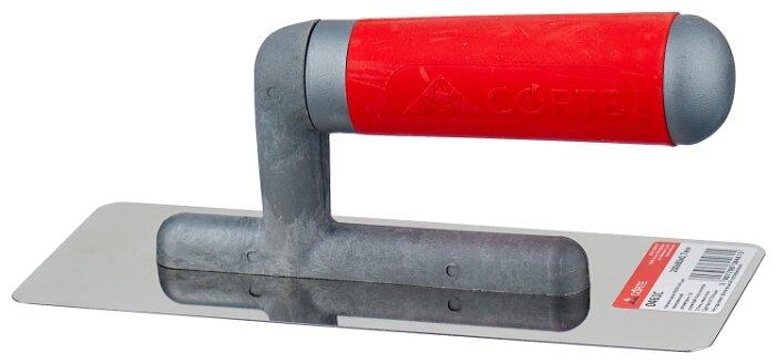 Кельма штукатура CORTE 0461C 200x80 мм