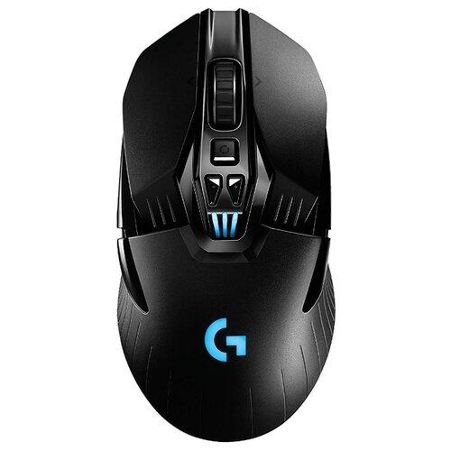 Беспроводная мышь Logitech G G903 HERO Wireless Gaming Mouse Black USB черный мышь logitech g g703 hero wireless gaming mouse black usb черный