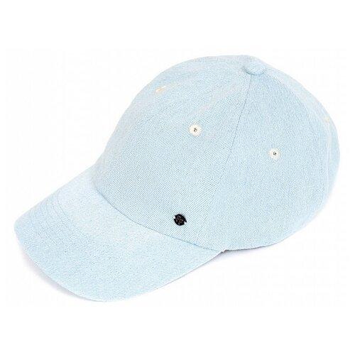 Купить Бейсболка FiNN FLARE размер 6-13 (54), голубой, Головные уборы