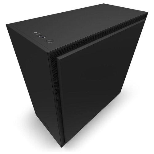 Компьютерный корпус NZXT H710i Black