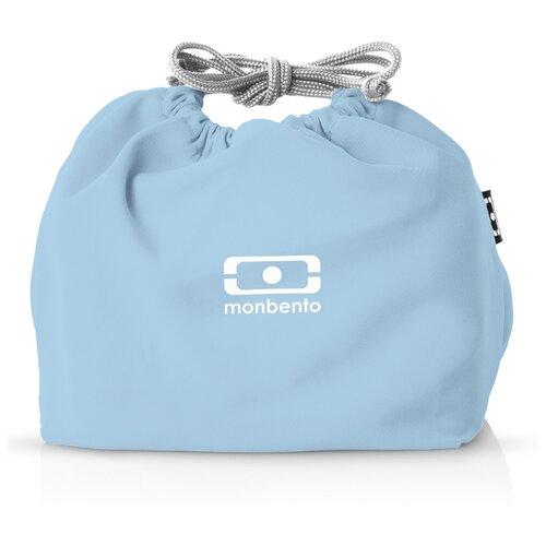 Monbento Мешочек для ланча MB Blue Crystal monbento палочки для суши mb pair 2х13 см серые 1008 00 010 monbento