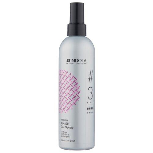 Indola Гель-спрей для волос Finish #3 Style Innova, 300 мл