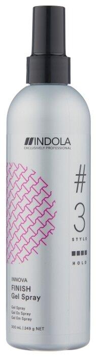 Indola Гель спрей для волос Finish