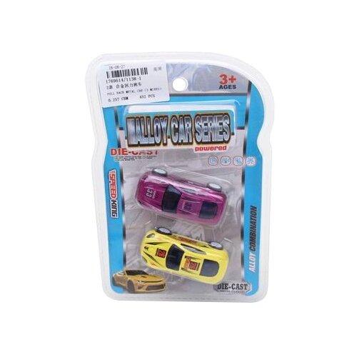Набор машин China Bright Pacific B1769614 фиолетовый/желтый набор доктора china bright pacific 1744823