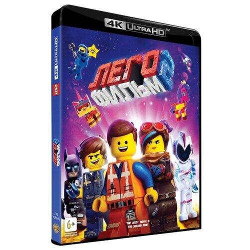 Лего Фильм 2 (4K Ultra HD)