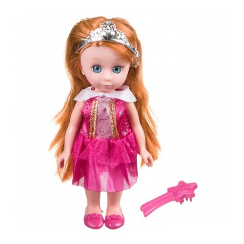 Фото - Кукла Bondibon OLY, 16.5 см, ВВ4323 мягкие игрушки bondibon кукла oly ника 26 см