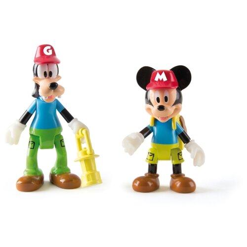 Игровой набор IMC Toys Микки и весёлые гонки: Микки и Гуффи 181878