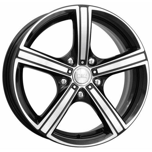 Колесный диск K&K Спринт-оригинал 6.5x16/5x115 D70.1 ET46 алмаз черный k
