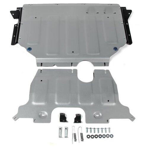 Комплект защиты RIVAL 333.5861.1 для Volkswagen