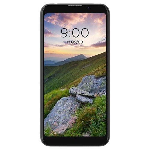 Смартфон BQ 5535L Strike Power Plus, черный