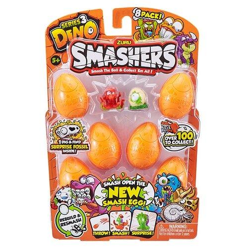 Игровой набор ZURU Smashers Дино-сюрприз в яйце 7438
