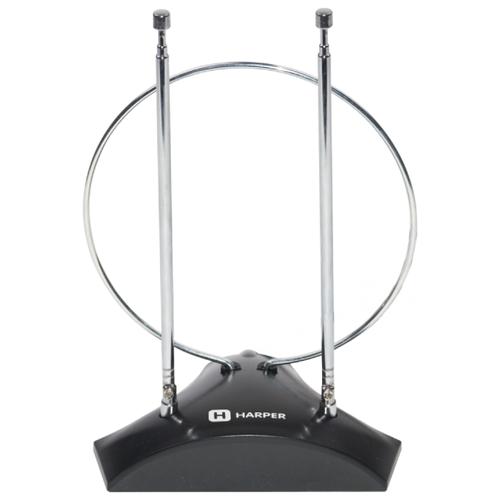 Фото - Комнатная DVB-T2 антенна HARPER ADVB-2010 подвесной светильник oml 347 oml 34736 01