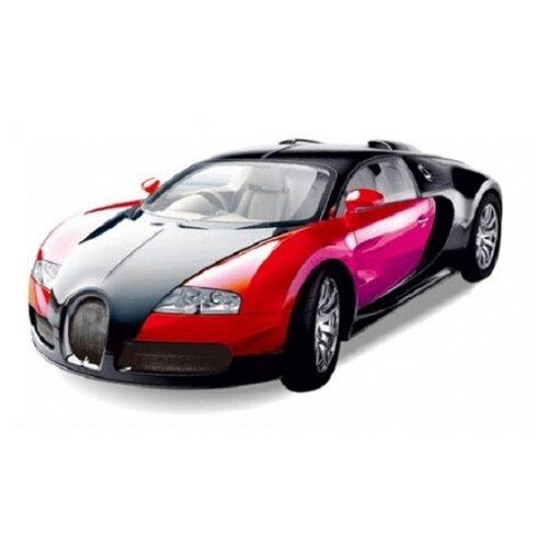Купить Легковой автомобиль 1 TOY Спортавто (T13793) 1:24 20 см черный/красный, Радиоуправляемые игрушки