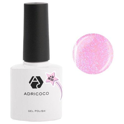 Гель-лак для ногтей ADRICOCO #ТЫЗВЕЗДА, 8 мл, №06 Загадочная