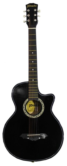 Гитара вестерн Prado HS-3810/BK