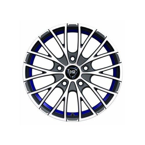 Фото - Колесный диск NZ Wheels F-2 7x17/5x110 D65.1 ET39 BKFBSI колесный диск nz wheels sh663 7x17 5x110 d65 1 et39 bkfpl