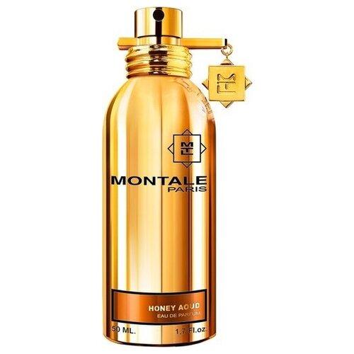 Парфюмерная вода MONTALE Honey Aoud, 50 мл парфюмерная вода montale aoud damascus 100 мл