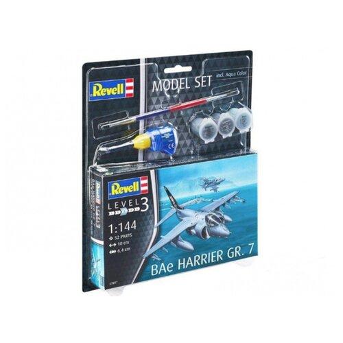 Купить Сборная модель Revell Bae Harrier GR.7 (63887) 1:144, Сборные модели