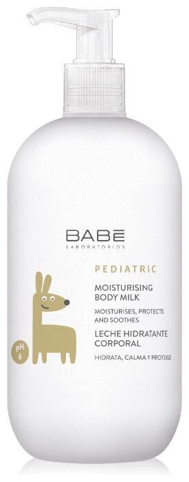 BABE Laboratorios Молочко для тела БАБЕ увлажняющее детское