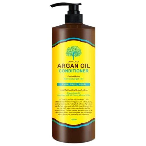Char Char Кондиционер для волос Argan Oil Conditioner, 1500 мл