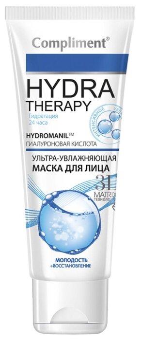 Compliment Маска Hydra Therapy ультра-увлажняющая