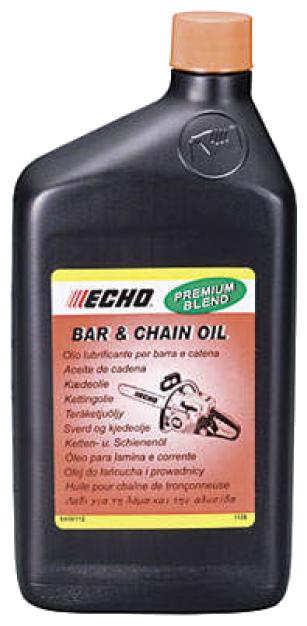Масло для смазки цепи ECHO PREMIUM B&C 0.95 л