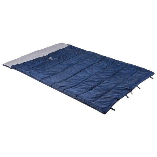 Спальный мешок FHM Galaxy -10 синий/серый
