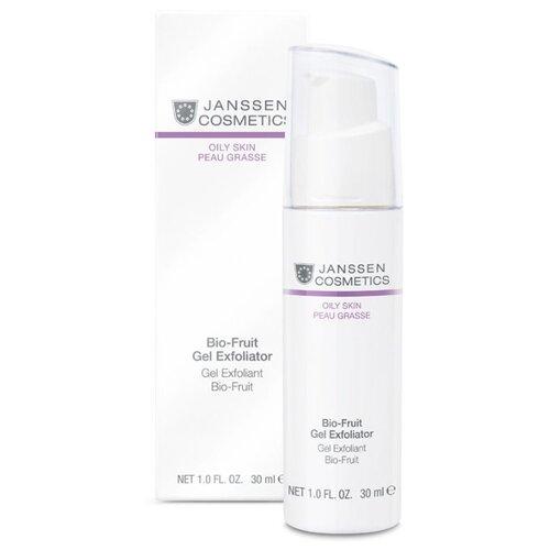 Janssen пилинг концентрат Bio-fruit Gel Exfoliator Биокомплекс с фруктовыми кислотами 20% 30 мл janssen сайт