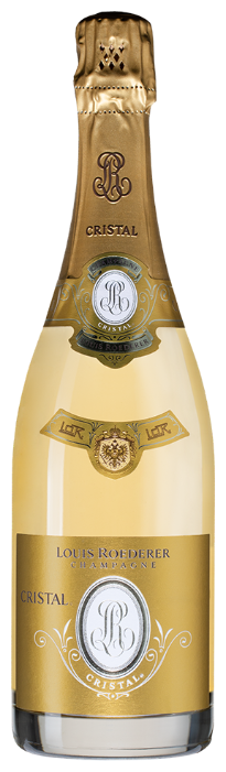 Шампанское Louis Roederer Cristal, 2015, 0.75л
