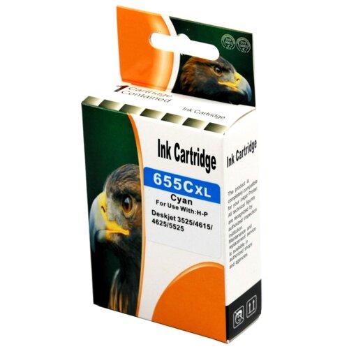 Фото - Картридж INKO 655C XL (CZ110AE), совместимый titbit titbit легкое говяжье xl мягкая упаковка