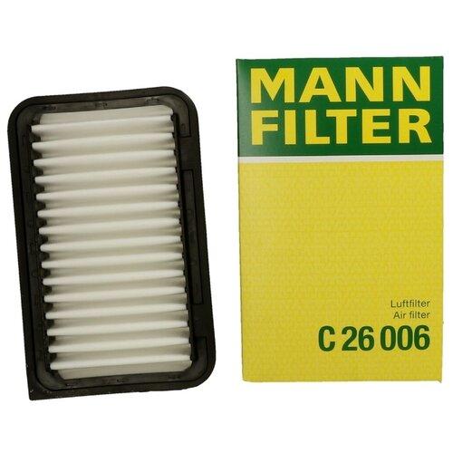 Воздушный фильтр MANNFILTER C26006
