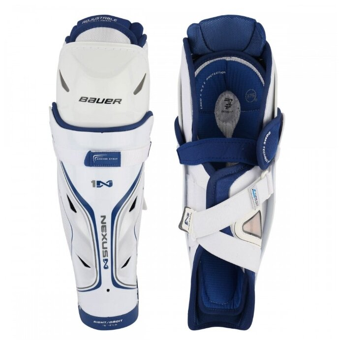 Защита колена Bauer Nexus 1N S16 shin guard Jr
