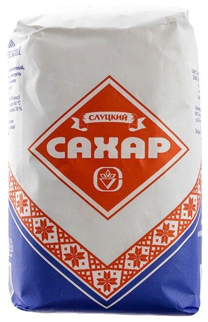 Сахар Слуцкий сахарорафинадный комбинат Сахар-песок ГОСТ 33222-2015
