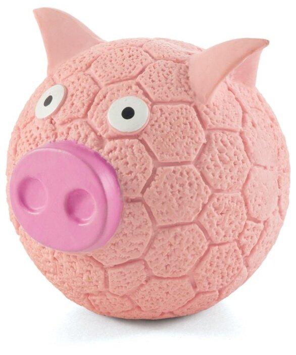 Мячик для собак Triol Свинка-мяч 12151096