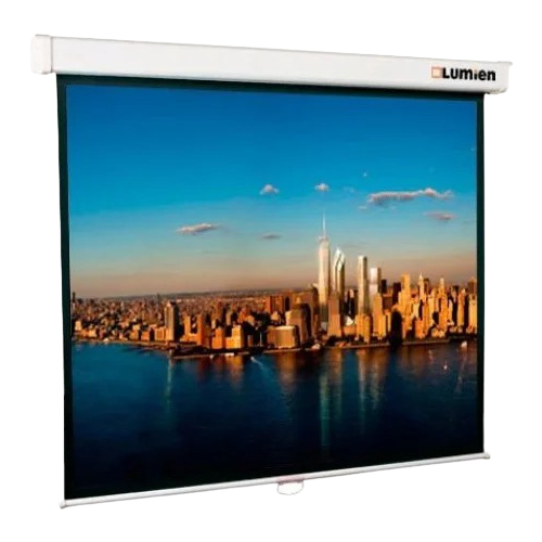 Рулонный матовый белый экран Lumien Master Picture LMP-100111