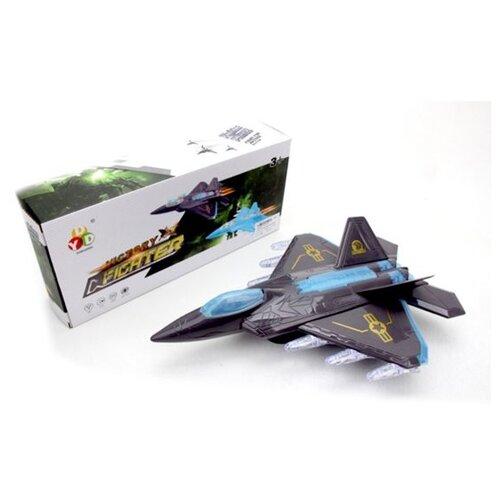 Фото - Самолет Наша Игрушка свет, звук (DYD163) радиоуправляемые игрушки наша игрушка самолет радиоуправляемый 163 6688 67