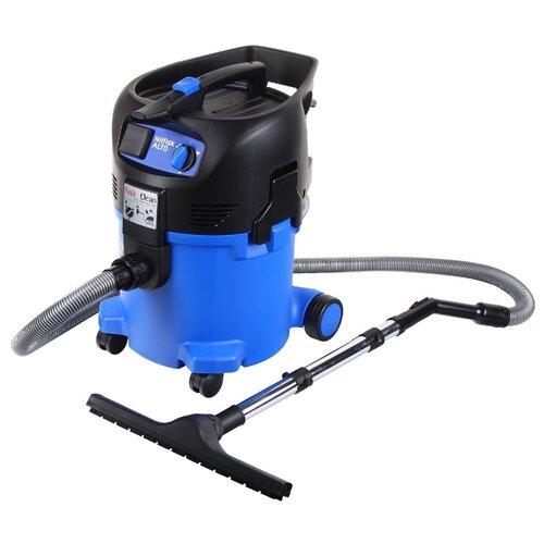 цена на Профессиональный пылесос Nilfisk ATTIX 30-21 PC 1500 Вт синий/черный