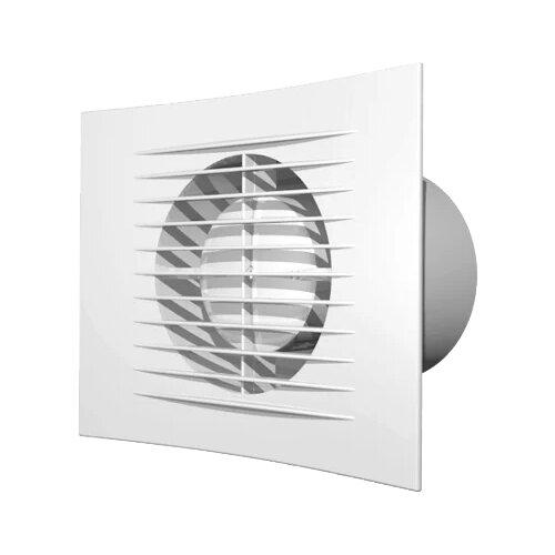 Вытяжной вентилятор Dospel Fresh 120 S, белый 17 Вт