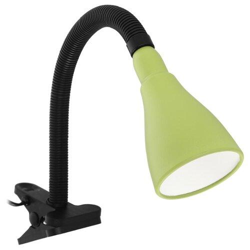Лампа на прищепке Arte Lamp Cord A1210LT-1GR настольная лампа офисная arte lamp cord a1210lt 1gr
