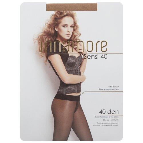 цена Колготки Innamore Sensi 40 den, размер 3-M, miele (бежевый) онлайн в 2017 году