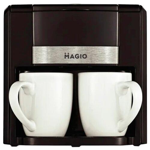 Кофеварка Magio МG-450 черный
