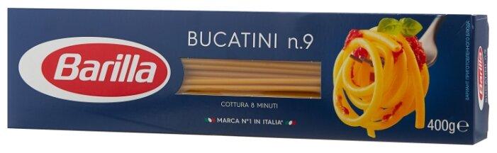Паста Barilla Bucatini n.9, 400 г